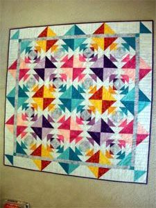 Pineapple Quilt - Customer